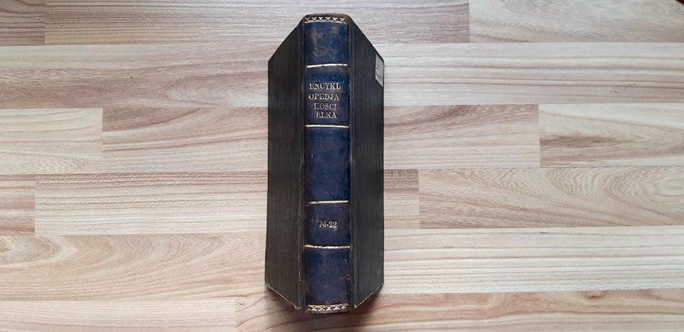 1899 METU LENKISKA ANCIKLOPEDIJA NUO 1 EURO