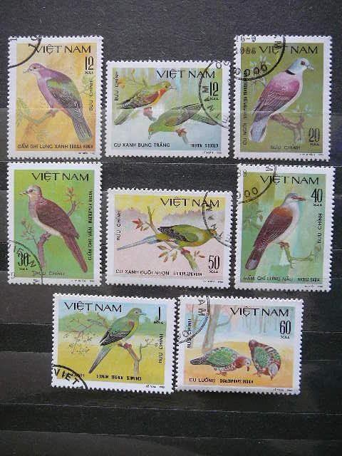 lp003 Pauksciai Vietnamas antsp.