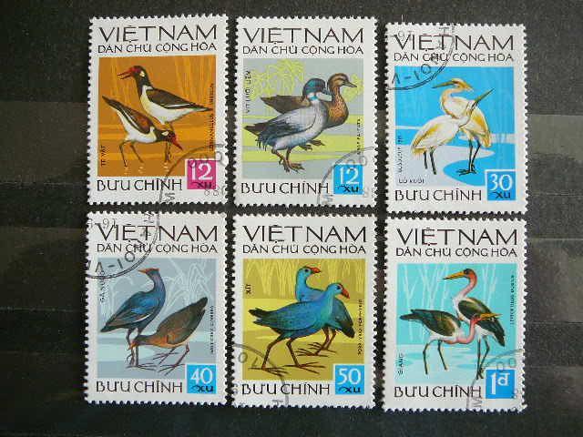 lp006 Pauksciai Vietnamas antsp.