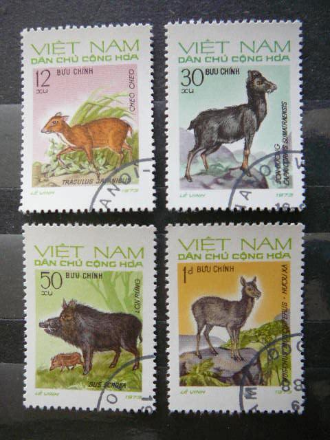 lp0101 Zverys Vietnamas antsp.