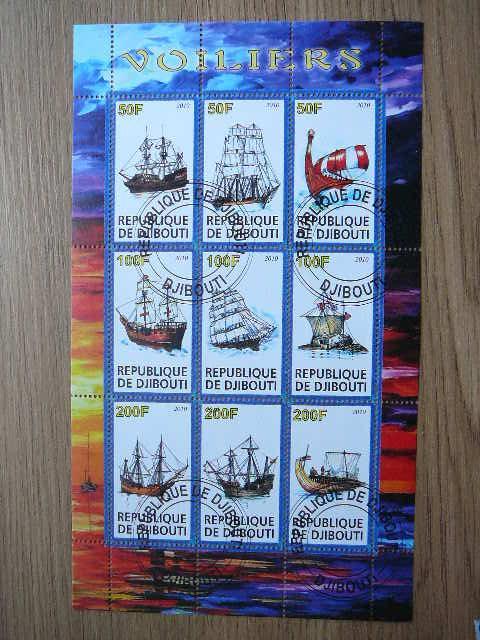 s693 Burlaiviai Laivai antsp.