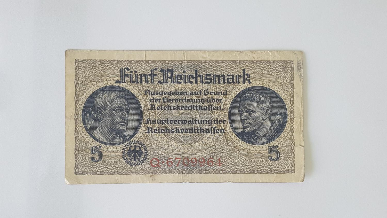 Trečio Reiho 5 Reichsmark