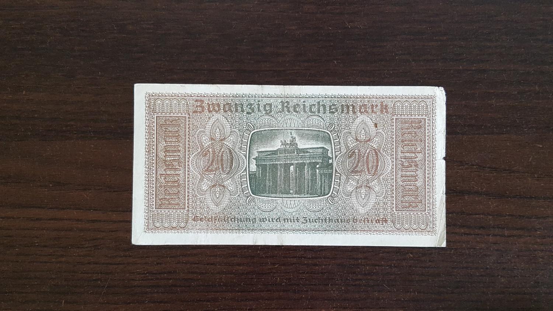 Zwanzig Reichsmark