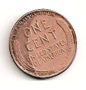JAV. 1 centas ( 1940 ) XF