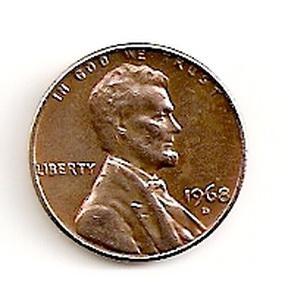 JAV. 1 centas ( 1976 ) XF