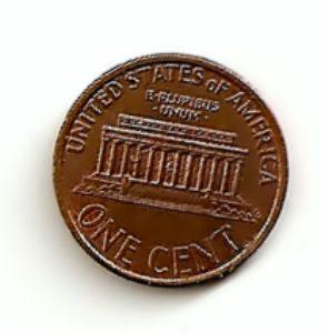 JAV. 1 centas ( 1983 ) XF