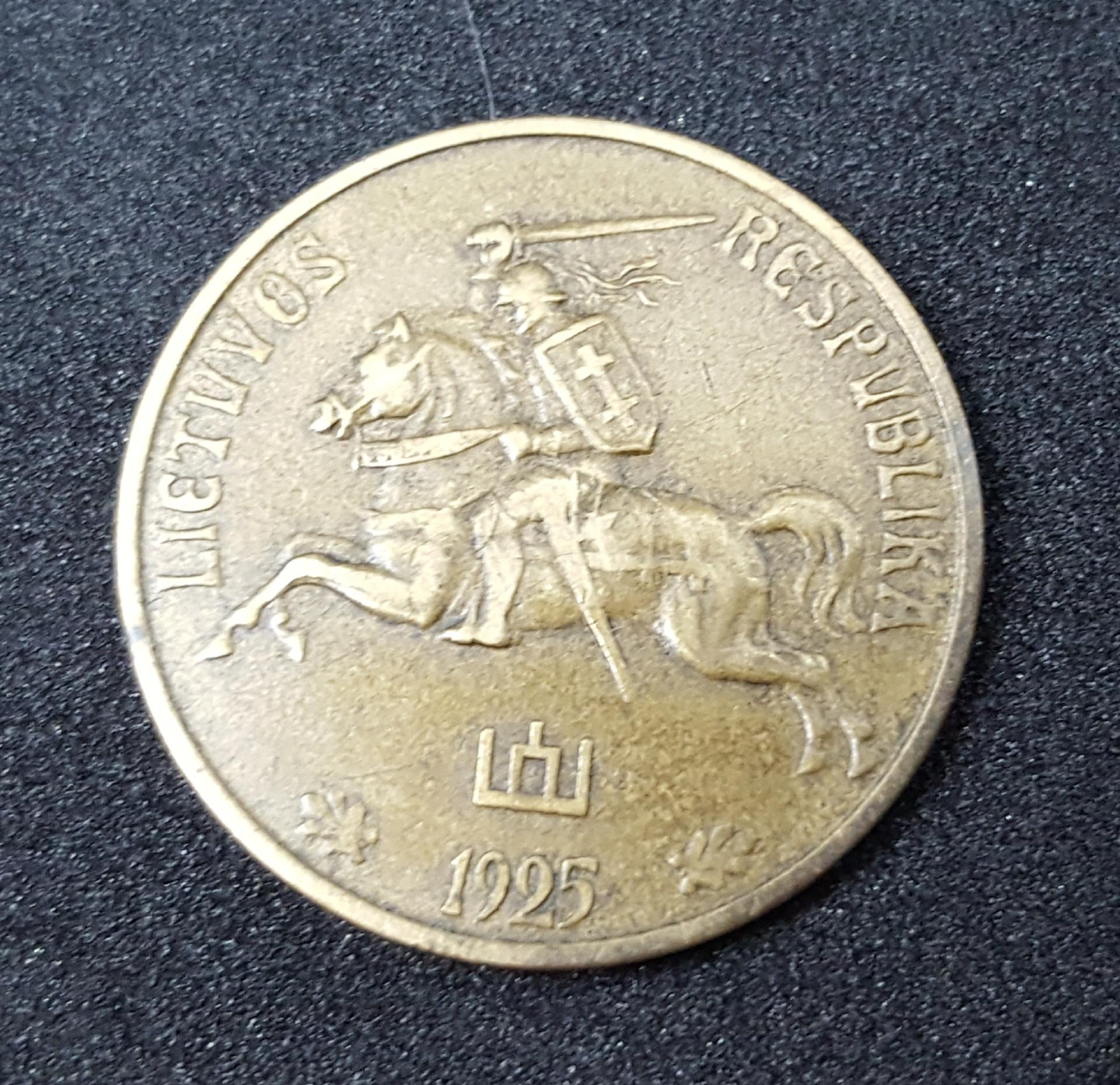 1925 50 centų