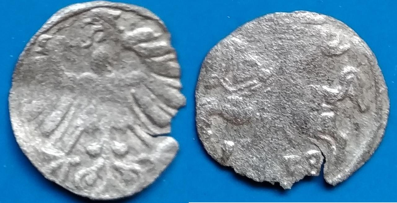 LDK - Ž.Augusto 1558 m. Denariukas