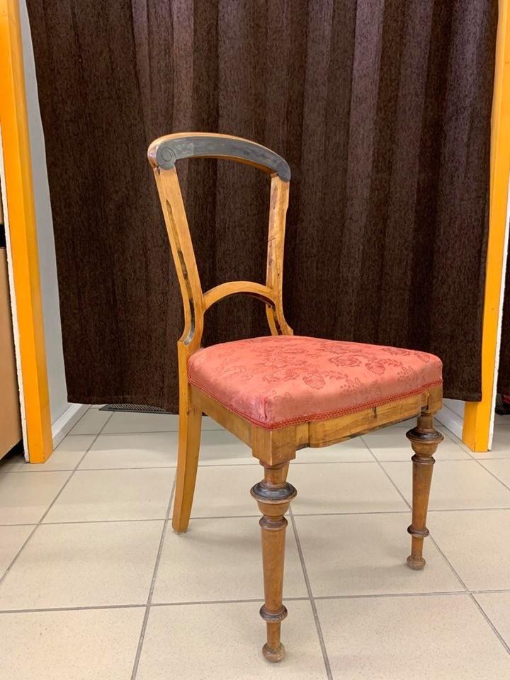 Antikvarinė kėdė. Originali.