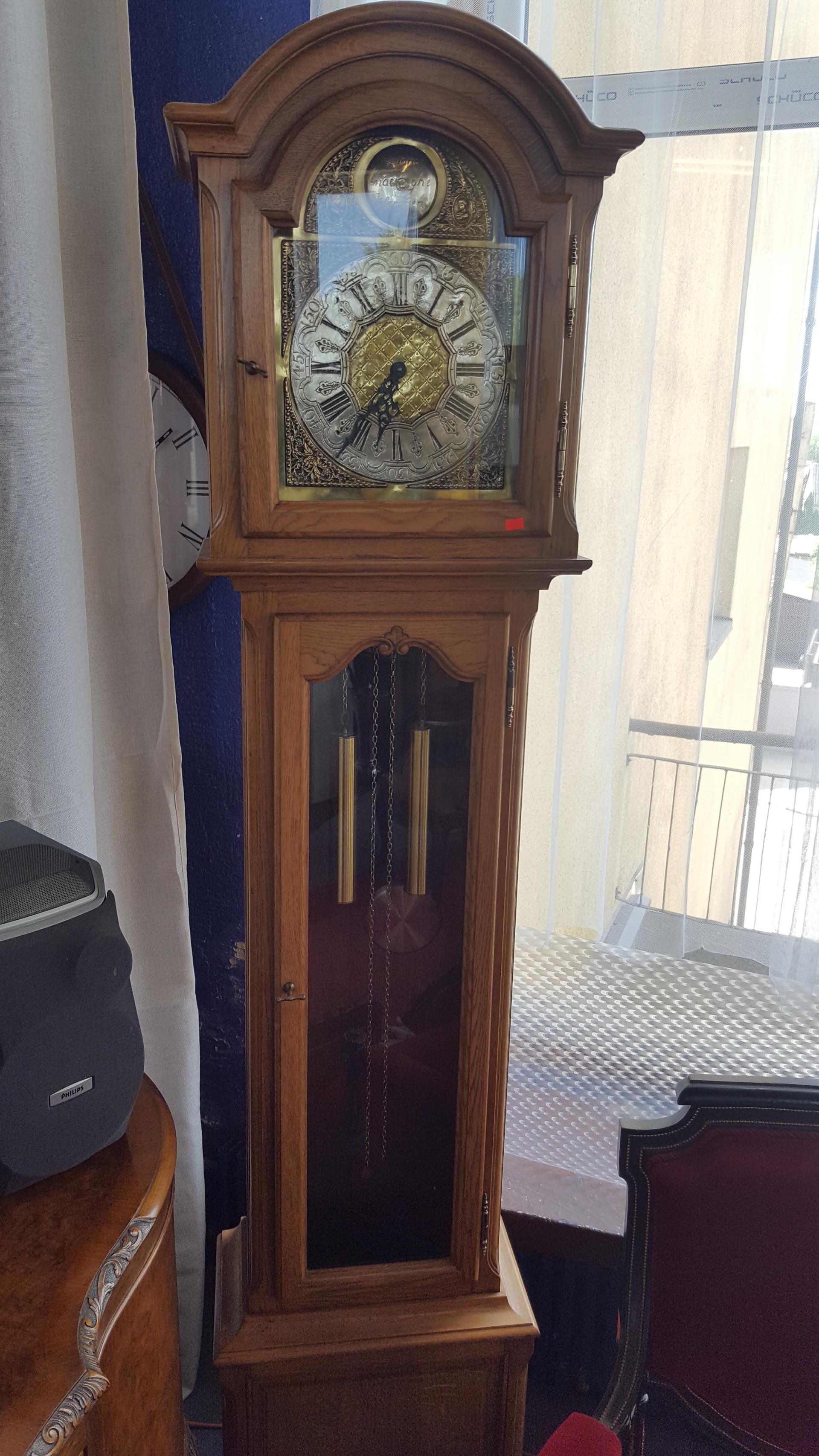 Pastatomas Antikvarinis Laikrodis