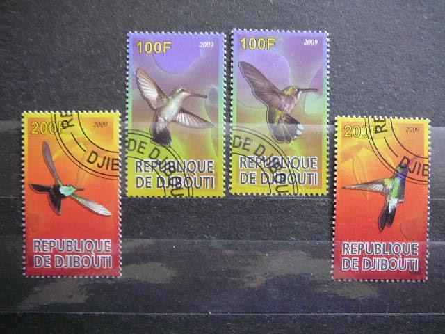 s553a Kolibriai Pauksciai antsp.