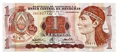 Hondūras. 1 lempyra ( 2003 ) UNC