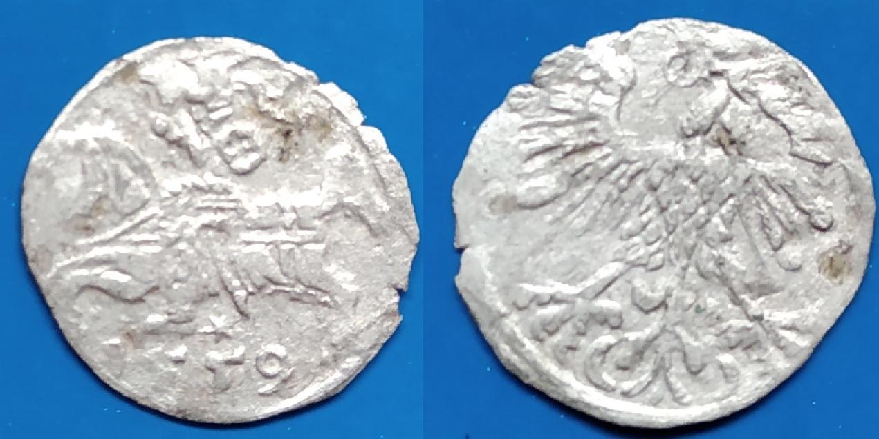 LDK - Ž.Augusto 1559m, DENARAS