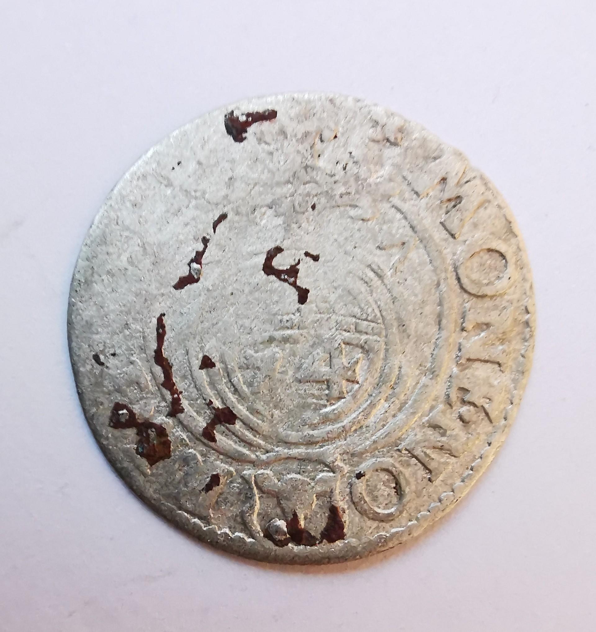 Žygimanto Vazos 1627 pusantrokas