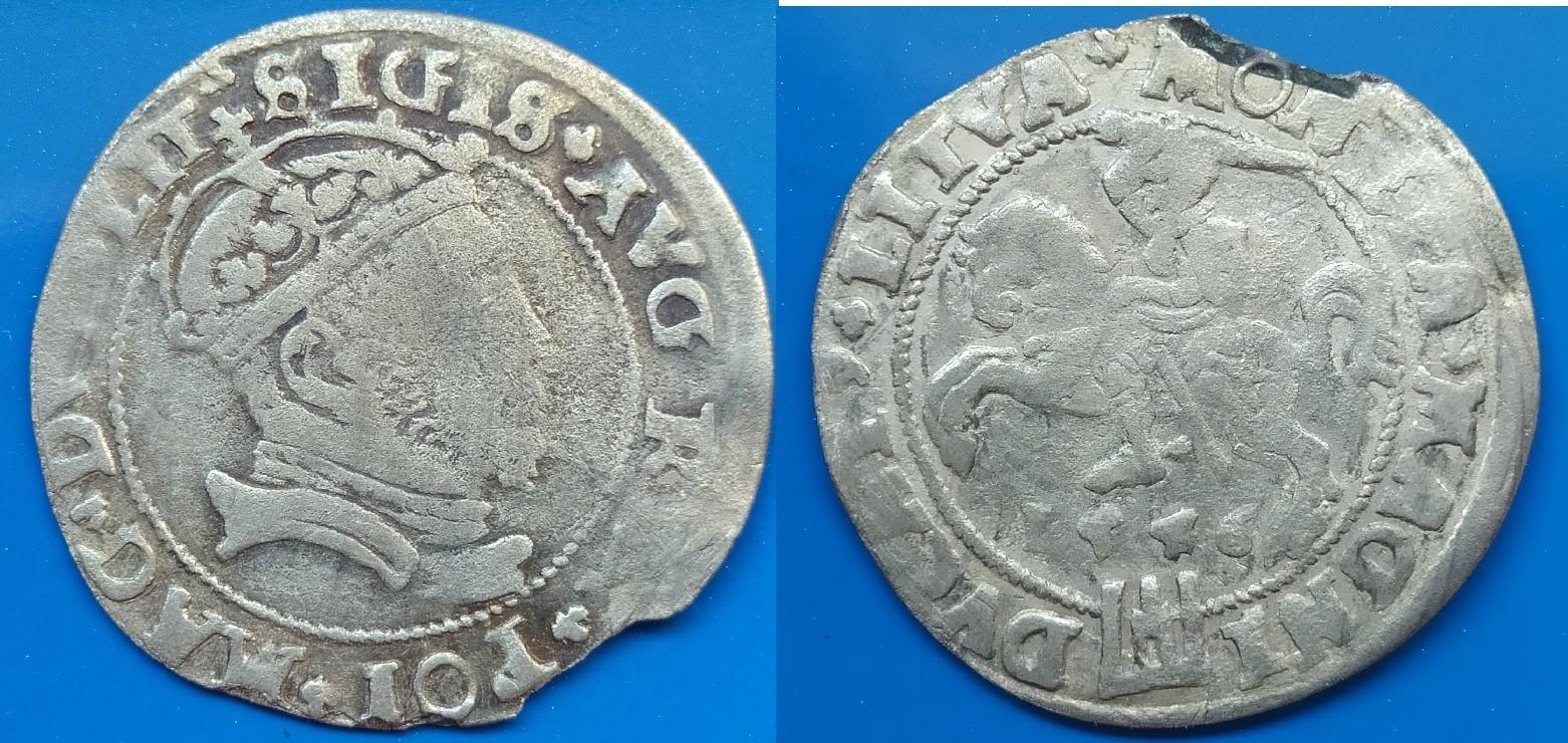 LDK - Ž.Augusto 1546 m. GRAŠIS !!!!
