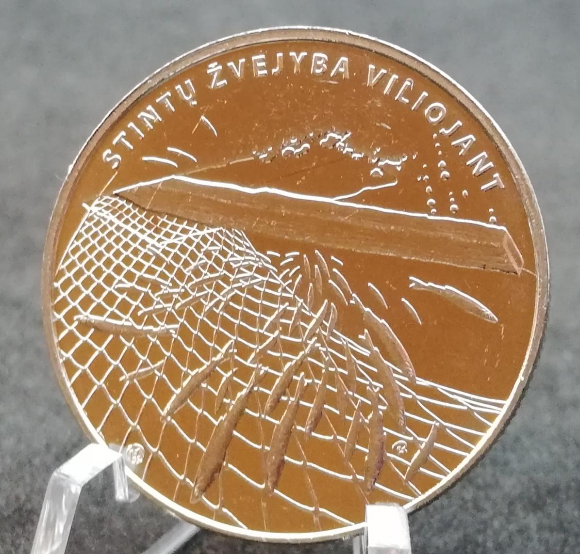 Stintų žvejyba 1½ euro