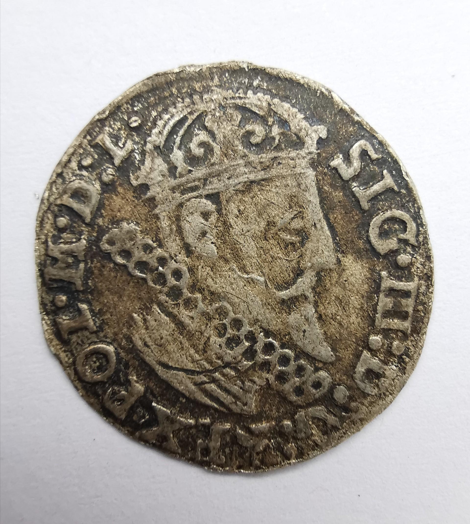 Žygimanto Vazos 1624 trigrašis