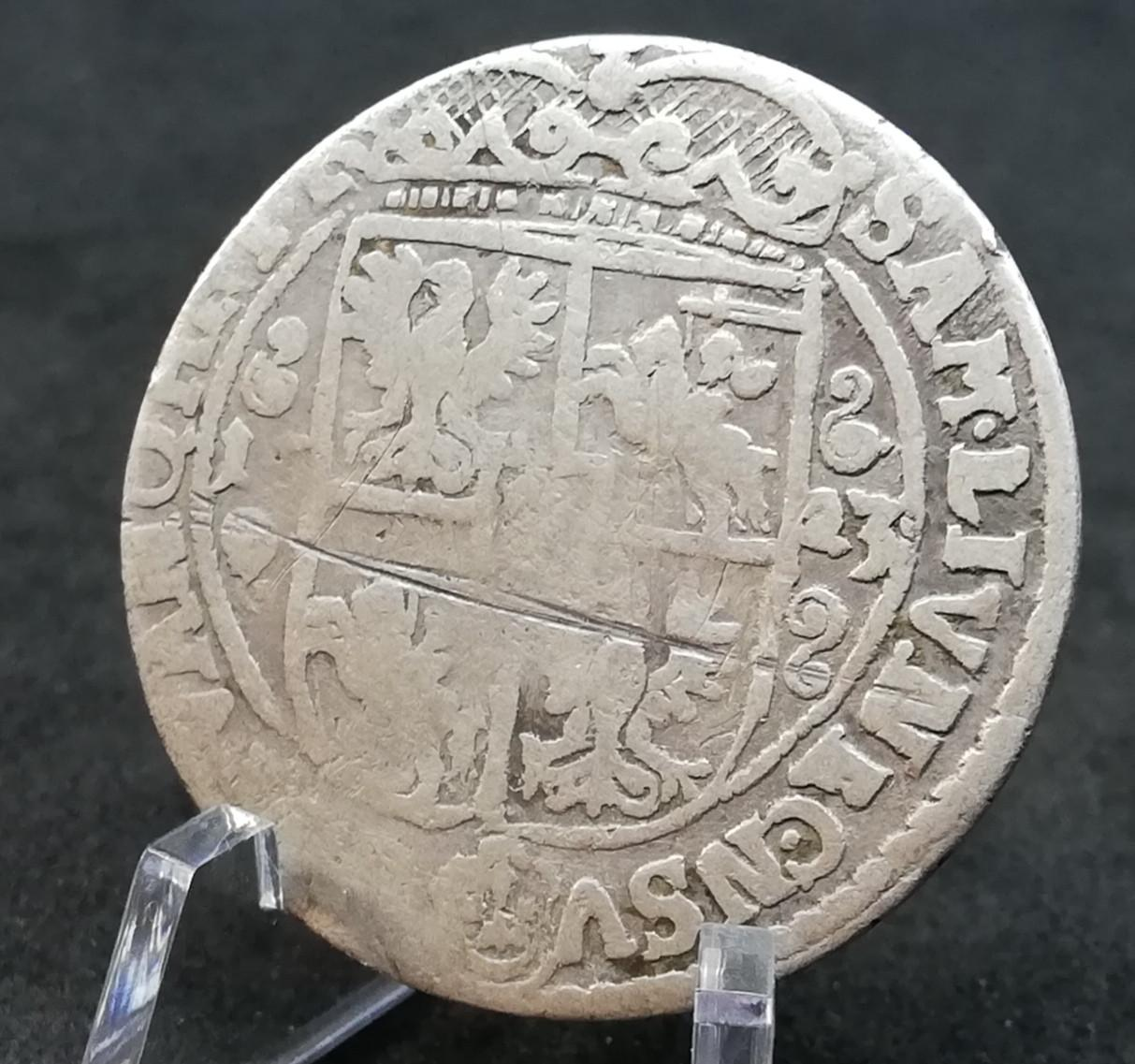 LDK Žygimantas Vaza Ortas 1623