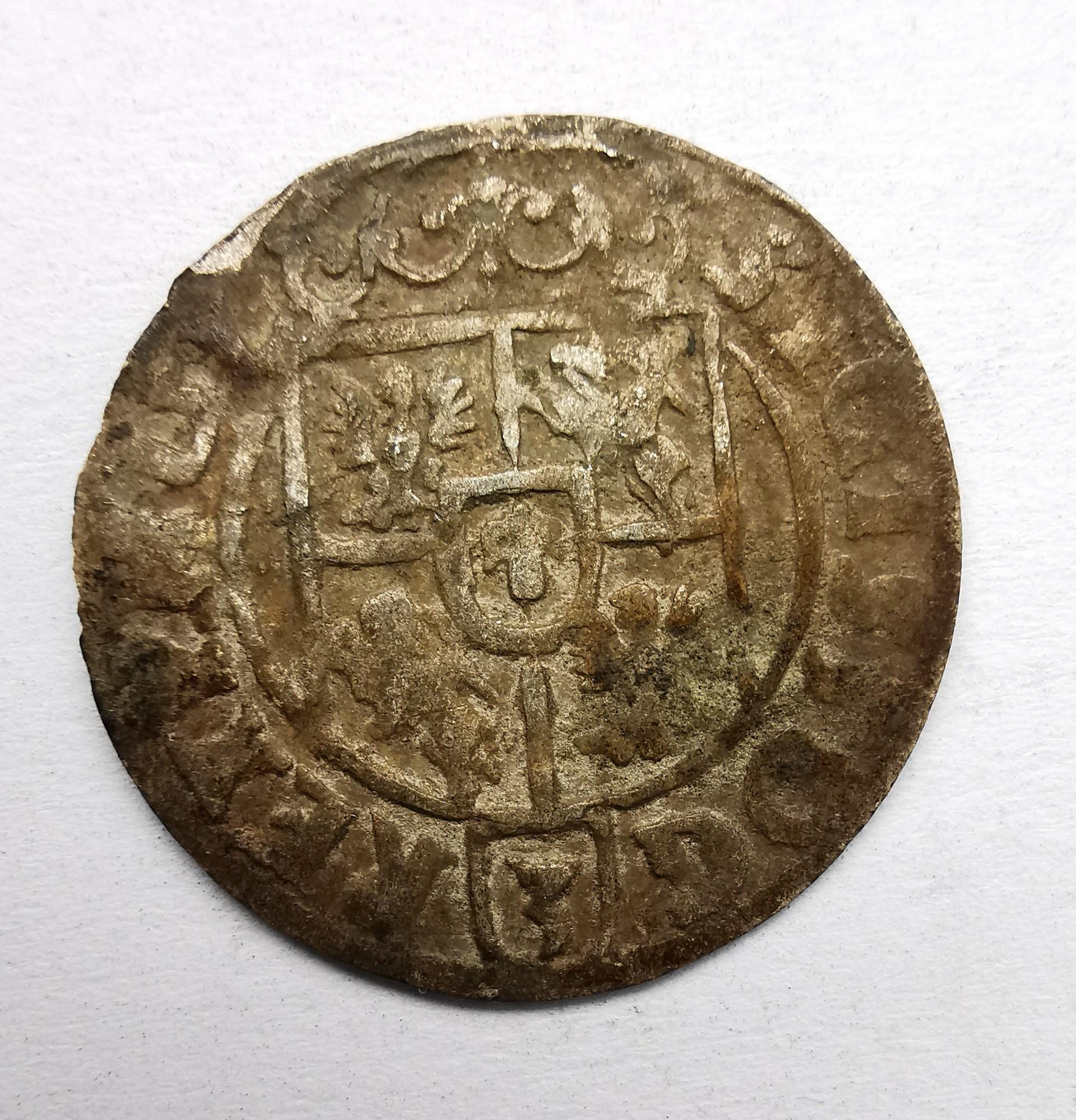 Žygimanto Vazos 1623 pusantrokas