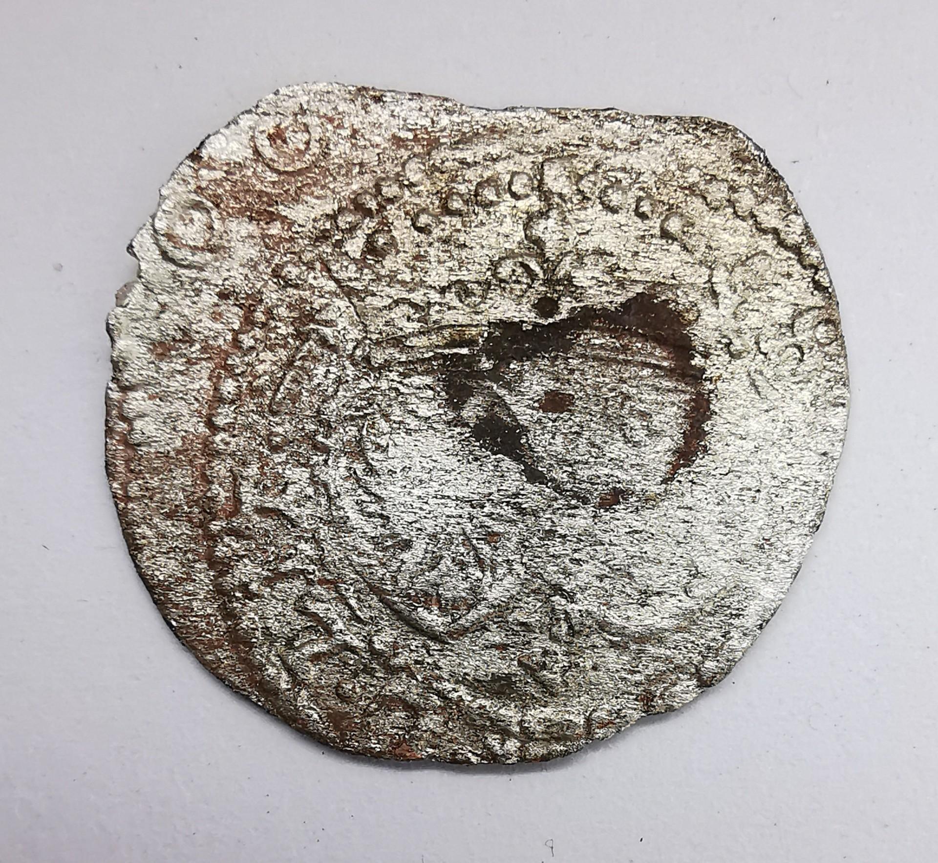 Žygimanto Vazos 1617 šilingas