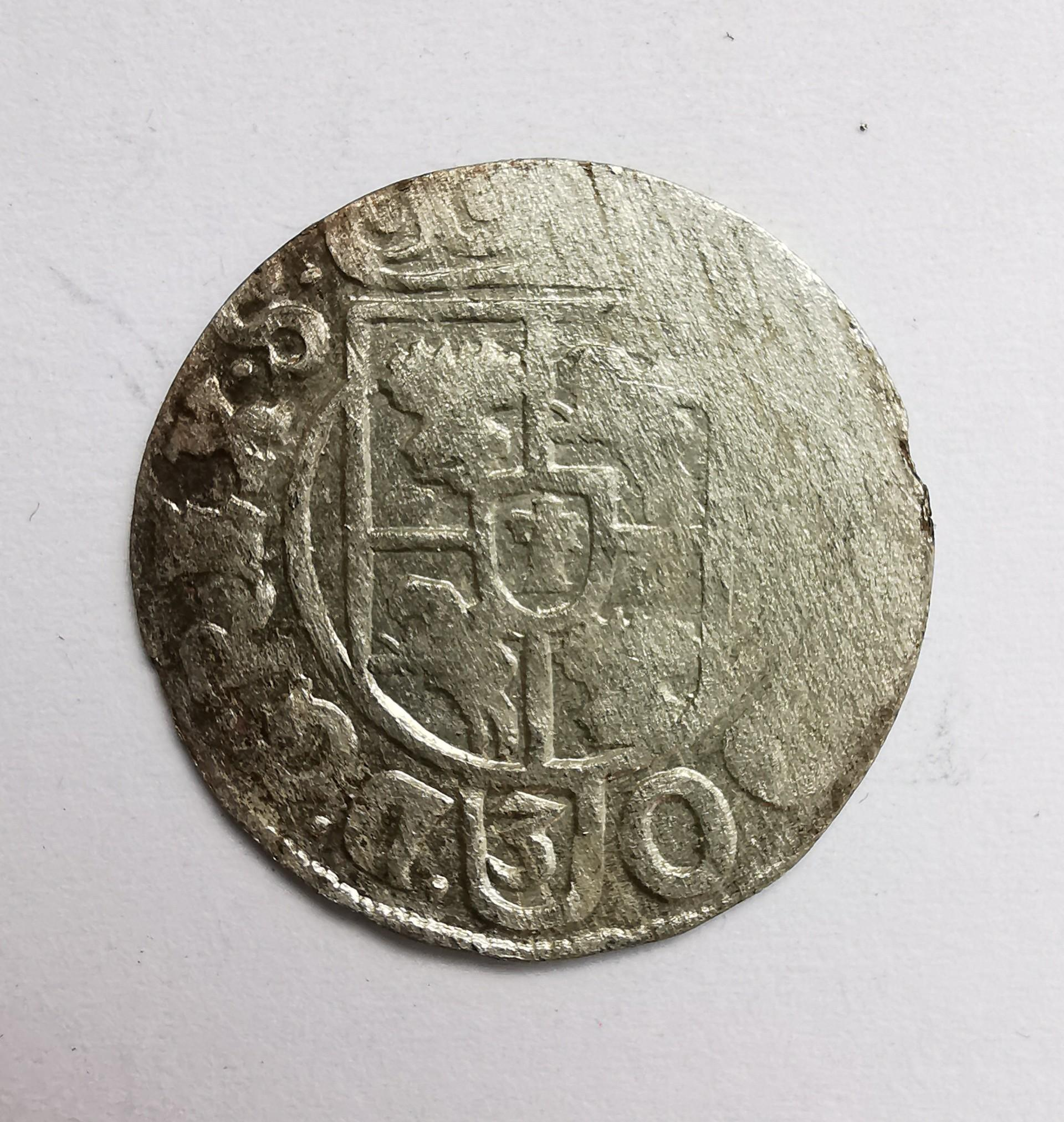 Elbingo miesto pusantrokas 1630-1639