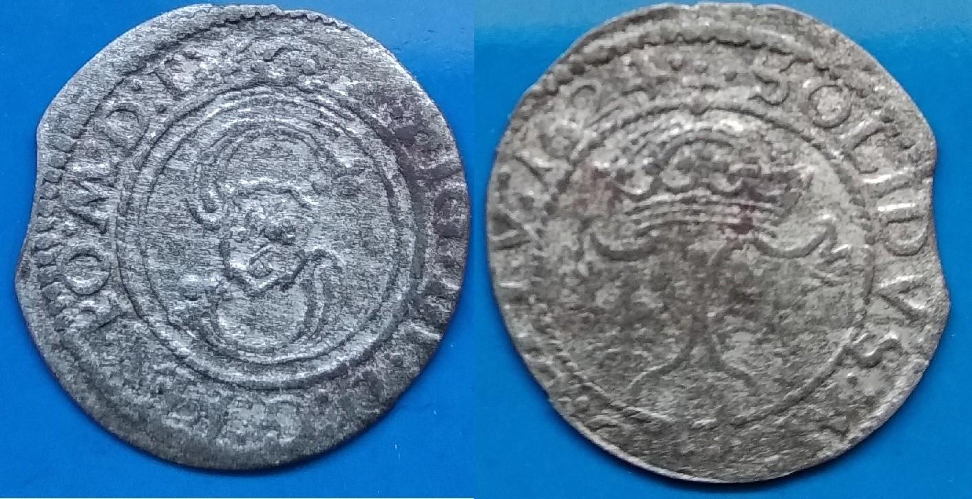 LDK - Ž.VAZOS 1624 m. ŠILINGAS
