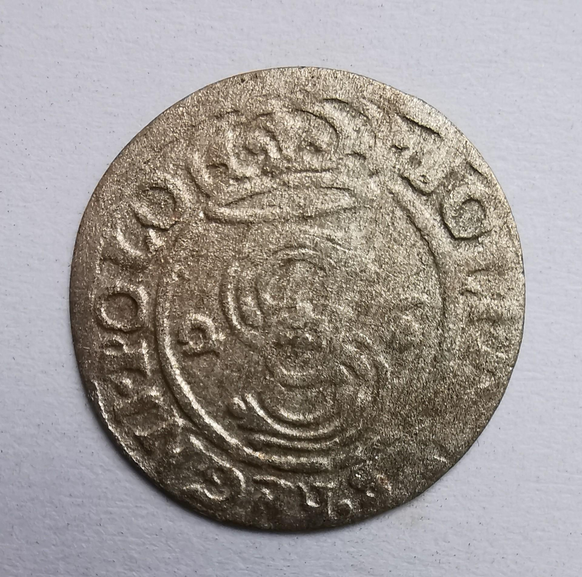 Žygimanto Vazos 1626 šilingas