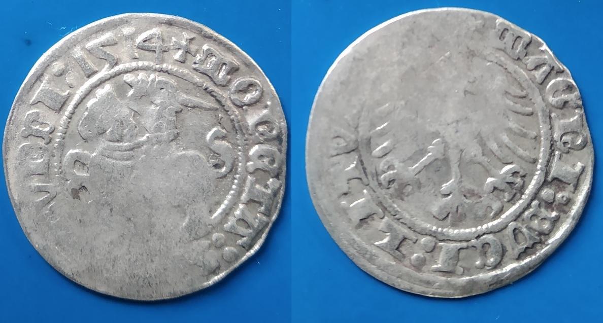 LDK - Ž.Senasis 1514 m. pusgrašis