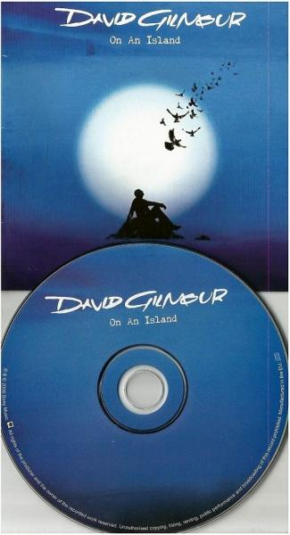 David Gilmour ‎- On an Island