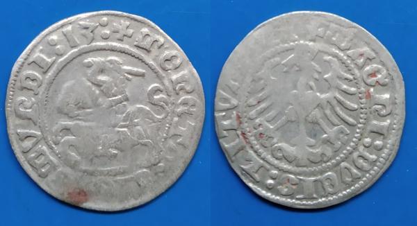 LDK - Ž.Senasis 1513 m. pusgrašis