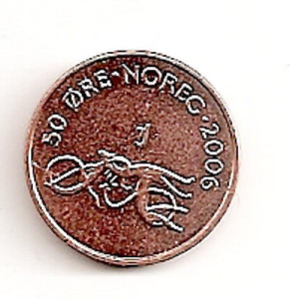 Norvegija. 50 erių ( 2006 ) XF