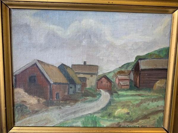 Jaukus paveikslas 1933 .
