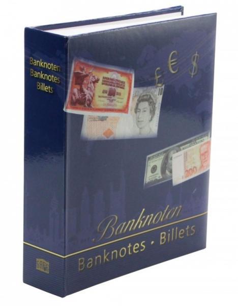 Banknotų albumas SAFE Retro 6008