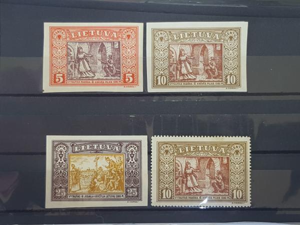 Lietuvos vaiko antroji laida 1932