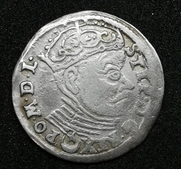 Steponas Batoras Trigrašis 1583