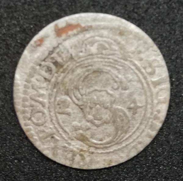 LDK Žygimantas Vaza RR Solidas 1624