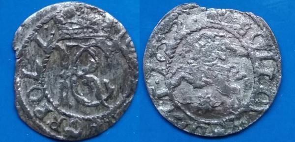 LDK - J.KAZIMIERO 1652m. ŠILINGAS
