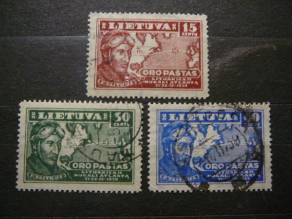 Lietuva 1936 405/7 F.Vaitkus antsp.