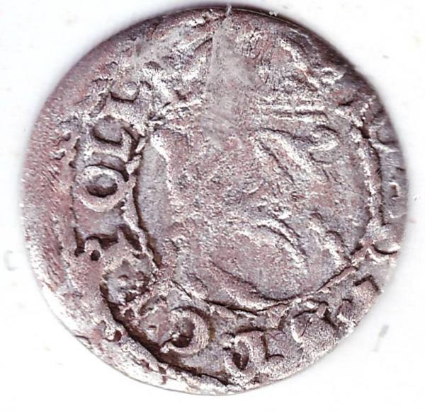 Jono II Kazimiero Vazos lietuviškas šilingas 1652