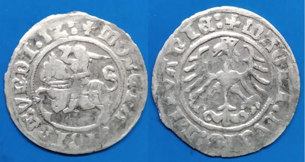LDK - Ž.Senasis 151Z m. pusgrašis